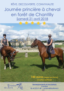 rencontre foret chantilly